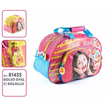 Bolso Infantil Soy Luna - 100% Original Licencia Disney