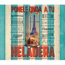 Vinilo Decorativo Para Heladeras - Ploteo - Personalizados