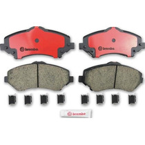 Balatas Brembo (d) Jeep Liberty Limited, Exc.heavy Dut 08-12