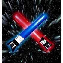 Sable Star Wars Inflable Espada Yoda Fiesta Tematica