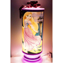 Rapunzel Centros De Mesa Lamparas Personalizadas