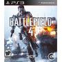 Battlefield 4 Playstation 3 Ps3 Disco Físico En Español