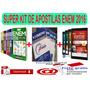 Super Kit De Apostilas Enem 2016 Digital ( 3 Kits )