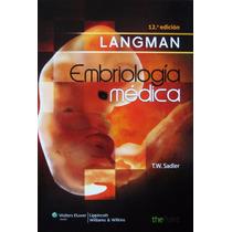 Embiologia Medica De Lagman 12va Edicion