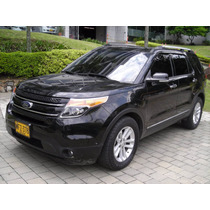 Ford Explorer Limited 3.5 Secuencial 2013 Refull