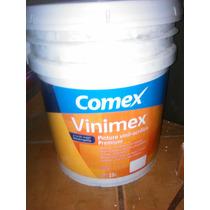 Cubeta De 19 Lts Vinimex Blanca