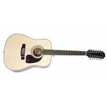 Epiphone Guitarra Acustica Dr-212-12 Cuerdas