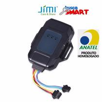 Rastreador Gps + Chip + Relé + Mensalidade Homologado Anatel