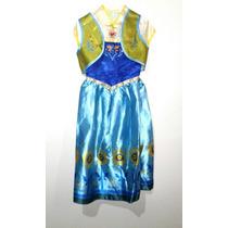 Vestido Disfraz Frozen.2 Talles Disponibles. Envío. La Plata