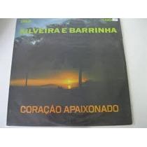 Lp Silveira E Barrinha - Coração Apaixonado