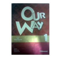 Livro De Inglês - Our Way 1 - Usado