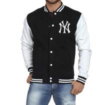 Jaqueta College Masculina Ny Yankees Jaquetas Colegial