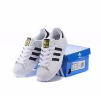Zapatillas Adidas Superstar Eeuu. Entrega Inmediata