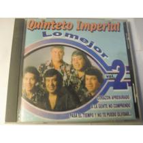Cd-quinteto Imperial-koli Arce-dificil De Conseguir-envios!!
