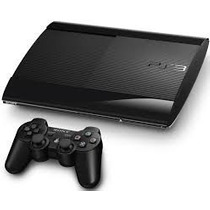 Consola Sony Playstation Ps3 500 Gb + 1 Jostick + Juego