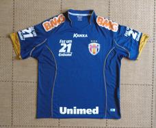 Camisa Original Grêmio Prudente 2010 2011 Away  10 Kanxa e46b32091bd46