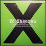 Vinilo X Ed Sheeran. Nuevo Doble Lp Importado De Usa
