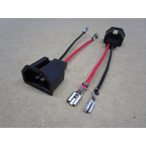 2 Chicote (plug Conector) Para Alto Falante Peugeot 307