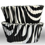 Capacillos Para Ponquesitos (cupcake) Animal Print Cebra X50