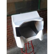Caja De Reparto Pizza Para Moto Enfibradevidrio