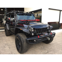 Jeep Rubicon Unlimited Rubicon Modificadisimo 2015