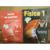 Livro Física 1 Mais Banco De Questões Editora Harbra - B3