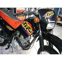 Xlr 125 Ks Ano 2000 Linda 12 X $ 375 Ent $ 500 Rainha Motos.