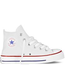 Converse All Star Chuck Taylor Blanco Niños 18 Al 21 Orginal