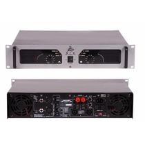 Amplificador De Potencia Peavey Pvi 2500 Estereo 690w+ 690w