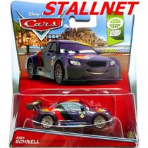 Disney Pixar Cars 2 Max Schnell Tenho Shu Miguel Nigel Lewis