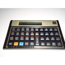 Calculadora Hp12c Gold Financeira Hp 12c Original A