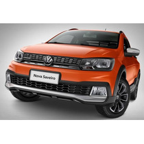 Volkswagen Saveiro Doble Cabina Cross 0km 2016