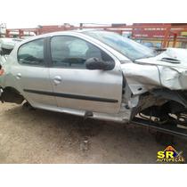 Peças Batido Peugeot 206 1.4 8v Sucata 2008 Motor Cambio Pec