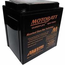 Bateria Motobatt Harley Davidson Fl Mbtx30u Hd Quadflex