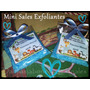 Mini Sales Exfoliantes Personalizadas Recuerditos,cotillones