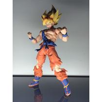 S H Figuarts S S Son Gokou Super Warrior Awakening Ver