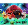 Kit Imprimible Angry Birds La Pelicula Candy Bar Cotillon
