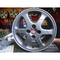Jogo De Rodas Original Esportiva Fiat 15/4/6,5j
