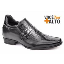 Sapato Social Alth Rafarillo - Cor Onix Ref.211627