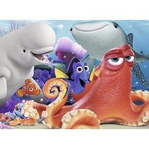 10875 Nemo, Dory Y Sus Amigos Ravensburger Disney 100 Pz Xxl
