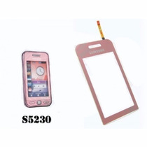 Touch Samsung Star 5230 Rosa **promocion**cyndy**