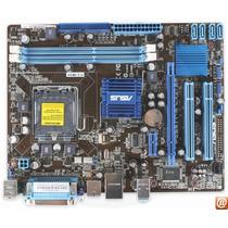 Placa Mãe Asus P5g41t M Lx2/br Ddr3+processador+coller(usada