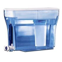 Filtro Ionizador Purificador De Agua Con Dispensador Elegant