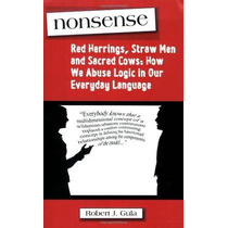 Livro Nonsense: Red Herrings, Straw Men And Sacred Cows