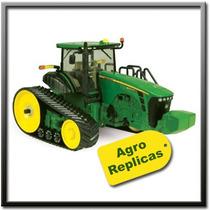Tractor John Deere 8296rt 1/32