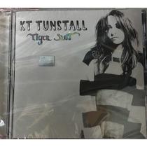 Cd Kt Tunstall Tiger Suit Nuevo+cd De Regalo
