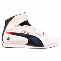 2014 Tenis Puma Evospeed F1 Bmw 1.2 Bota Blanco Azul Gym Tvb