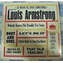 Lp Tocadiscos Discos De Vinil Louis Armstrong De Coleccion!