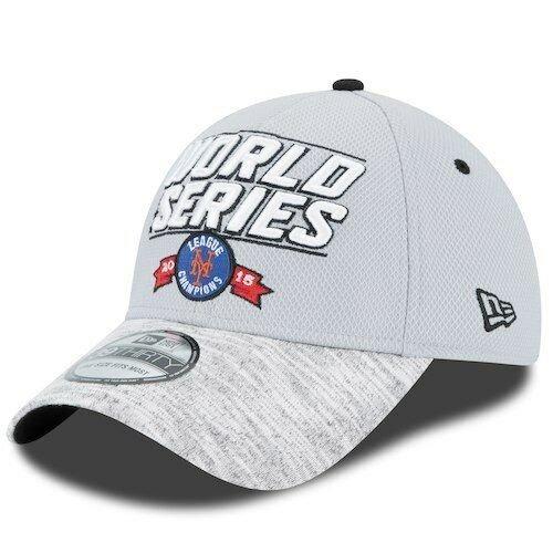 fec7d9b78d300 Gorra New York Mets Baseball Mlb Champions New Era 2015 Gris -   449.00 en  Mercado Libre