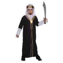 Sultan Traje - Large Niños Sabio Rey De Arabia Árabe